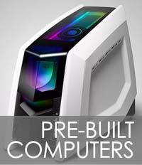 pre built computer
